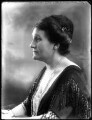 Gwladys (née Wood), Lady Norton-Griffiths, by Bassano Ltd - NPG x120166