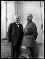 Alexandre Millerand; Ferdinand Foch, by Bassano Ltd - NPG x120168