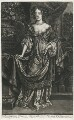 Mary of Modena, published by Alexander Browne, after  Sir Peter Lely - NPG D11402