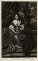 Barbara Palmer (née Villiers), Duchess of Cleveland, published by Alexander Browne, after  Sir Peter Lely - NPG D11405