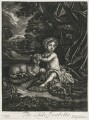 Isabella Stuart, published by Alexander Browne, after  Sir Peter Lely - NPG D11413