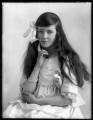 Hon. Lena Barbara Joan Onslow (née Ogilvie-Grant), by Bassano Ltd - NPG x120253