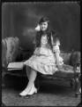 Hon. Lena Barbara Joan Onslow (née Ogilvie-Grant), by Bassano Ltd - NPG x120254