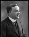 Sir Harry Calvert Williams Verney, 4th Bt, by Bassano Ltd - NPG x120282
