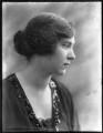 Hon. Irene Adelaide Tennant (née Gage), by Bassano Ltd - NPG x120287