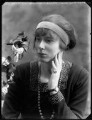 Hon. Grace Mary Trench, by Bassano Ltd - NPG x120323