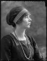Hon. Grace Mary Trench, by Bassano Ltd - NPG x120324