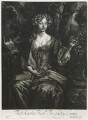 Elizabeth Campbell (née Tollemache), Duchess of Argyll when Lady Lorne, published by Alexander Browne, after  Sir Peter Lely - NPG D11432