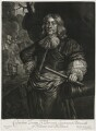 Cornelis van Tromp, published by Alexander Browne, after  Sir Peter Lely - NPG D11436