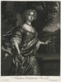 Katherine Neville (née Grey), published by Alexander Browne, after  Sir Peter Lely - NPG D11438