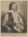 Nicholas Lanier, by Lucas Vorsterman, published by  Frans van den Wyngaerde (Wijngaerde), after  Jan Lievens - NPG D11478