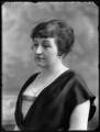 Annie Elizabeth (née Crothers), Lady Illingworth, by Bassano Ltd - NPG x120371
