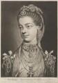 Sophia Charlotte of Mecklenburg-Strelitz, by Thomas Frye - NPG D11287