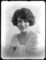 Marjorie Faulkner, by Bassano Ltd - NPG x120377