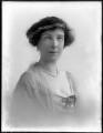 Ethel Lucy (née Hare), Lady Perrott, by Bassano Ltd - NPG x120383