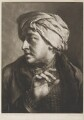 Man wearing turban, by Thomas Frye - NPG D11292