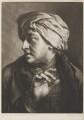 Man wearing turban, by Thomas Frye - NPG D11292