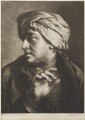 Man wearing turban, by Thomas Frye - NPG D11299
