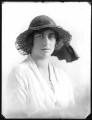 Lady Ankaret Cecilia Caroline Jackson (née Howard), by Bassano Ltd - NPG x120418