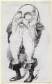 Alfred von Tirpitz, by Harry Furniss - NPG D11486