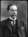 Edward Strachey, 1st Baron Strachie, by Bassano Ltd - NPG x120458