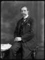 Edward Strachey, 1st Baron Strachie, by Bassano Ltd - NPG x120459