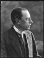 Sir Kenneth Ralph Barnes, by Bassano Ltd - NPG x120469