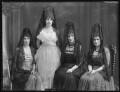 Members of the Spanish aristocracy, by Bassano Ltd - NPG x120478