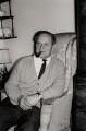 Sir Douglas Robert Stewart Bader, by Ronald Proyer - NPG x125293