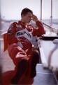 Eddie Irvine, by Charles Hopkinson - NPG x125295