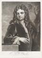 Sir Richard Steele, by John Simon, sold by  John Smith, after  Sir Godfrey Kneller, Bt - NPG D11511