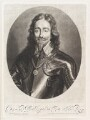 King Charles I, by Isaac Beckett, published by  John Smith, after  Sir Anthony van Dyck - NPG D11518
