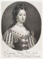 Queen Mary II, by and published by John Smith, after  Sir Godfrey Kneller, Bt - NPG D11526