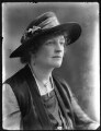 Lady Dorothea Augusta Lee-Warner, by Bassano Ltd - NPG x120496