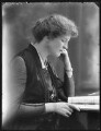 Lady Dorothea Augusta Lee-Warner, by Bassano Ltd - NPG x120498