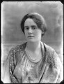 Hon. Gertrude Emily Forbes-Sempill, by Bassano Ltd - NPG x120513
