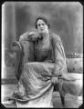 Hon. Gertrude Emily Forbes-Sempill, by Bassano Ltd - NPG x120514