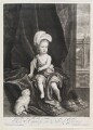 William, Duke of Gloucester, by and published by John Smith, after  Sir Godfrey Kneller, Bt - NPG D11535