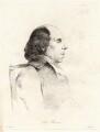 John Flaxman, by William Daniell, after  George Dance - NPG D12064