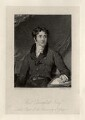 Thomas Campbell, by John Burnet, after  Sir Thomas Lawrence - NPG D12229