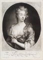 Elizabeth Southwell (née Cromwell), Lady Cromwell, by and published by John Smith, after  Sir Godfrey Kneller, Bt - NPG D11604