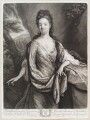 Anne Kynnesman (née Clarke), by and published by John Smith, after  Godfried Schalcken - NPG D11606