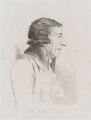 Horace Walpole, by William Daniell, after  George Dance - NPG D12113