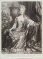 Constantia Smithson (née Hare), by and published by John Smith, after  Herman Verelst - NPG D11607