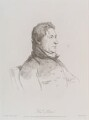 Sir Thomas Picton, by William Daniell, after  George Dance - NPG D12143