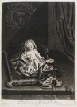 Prince James Francis Edward Stuart, by and published by John Smith, after  Sir Godfrey Kneller, Bt - NPG D11540