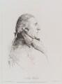 John Eardley Wilmot, by William Daniell, after  George Dance - NPG D12162