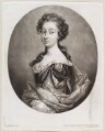 Unknown woman, by Isaac Beckett, published by  John Smith, after  Sir Godfrey Kneller, Bt - NPG D11616