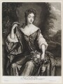 Madam D'Avenant, by and published by John Smith, after  Sir Godfrey Kneller, Bt - NPG D11618