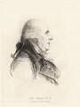 John Inigo Richards, by William Daniell, after  George Dance - NPG D12212
